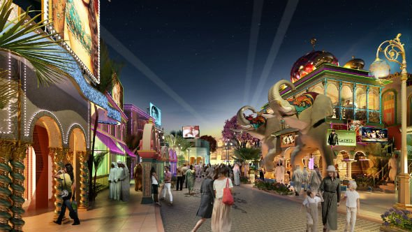 Spanish Firm Appointed To Operate Hollywood, Bollywood Theme Parks In Dubai