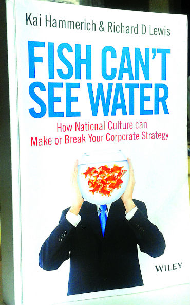 Book Review: Fish Can't See Water