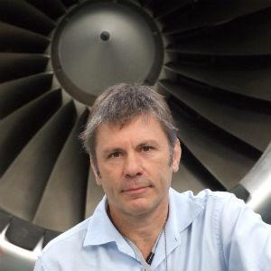 Iron Maiden's Lead Pilot
