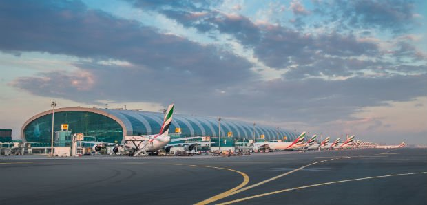 Dubai Airport Passenger Traffic Up 7.25% Y-o-Y In March