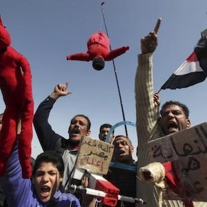 Mubarak Sentenced To Life