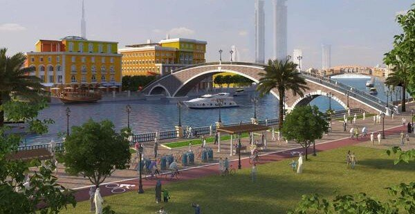 Dubai's RTA Awards Dhs384m Deal For Phase II Of Water Canal Project