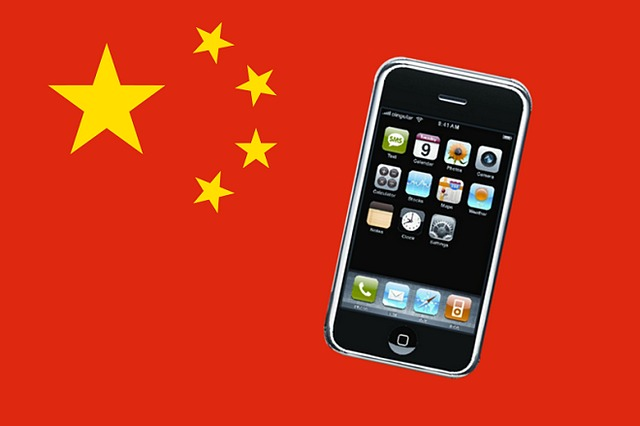 iPhone Struggles In China