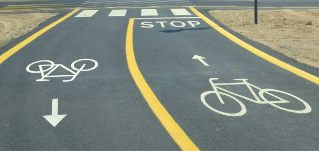 Dubai's RTA Completes 100km Of Master Bicycling Track Project