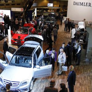 Abu Dhabi To Exit Daimler