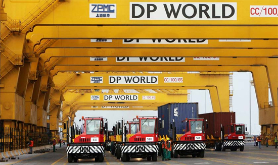 DP World begins $1.6bn Dubai port upgrade; says H1 container volumes up