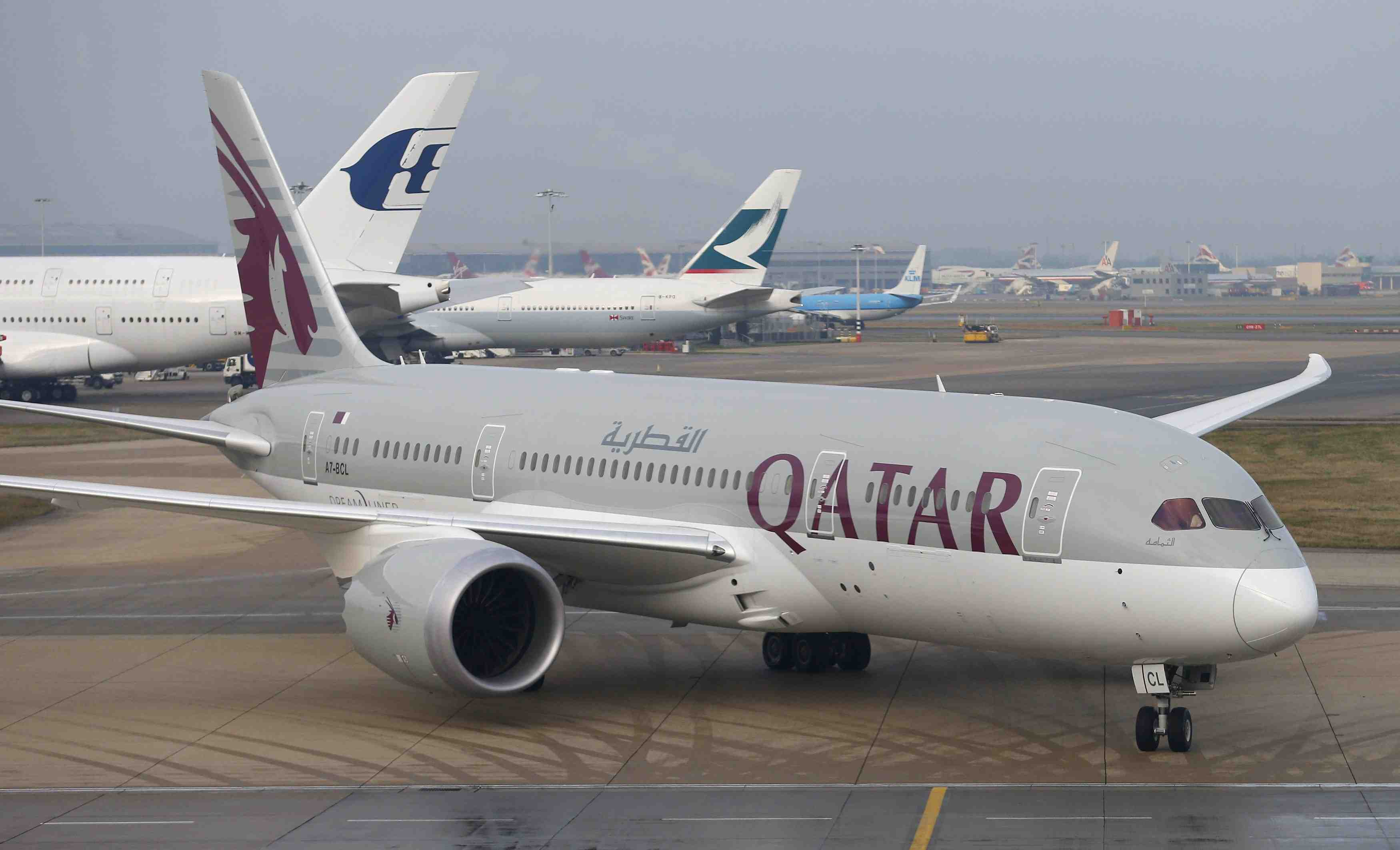 Qatar Airways Places $2.8bn Boeing Order