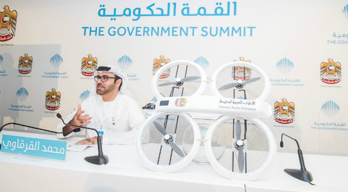 UAE Launches $1m Competition To Invent Unmanned Drones