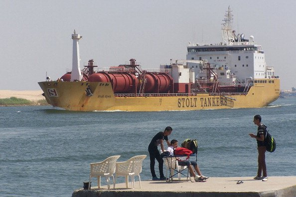Suez Canal Development Tender Winner To Be Announced Next Month