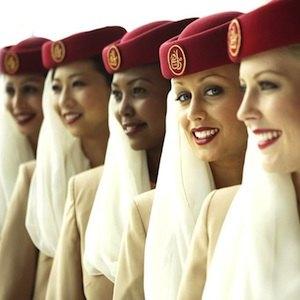 Emirates Hires 3,800 Cabin Crew