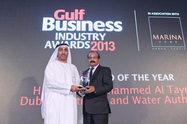 Gulf Business Industry Awards 2013: CEOs Of The Year