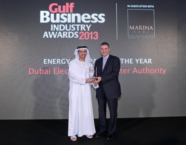 Gulf Business Industry Awards 2013: Companies Of The Year