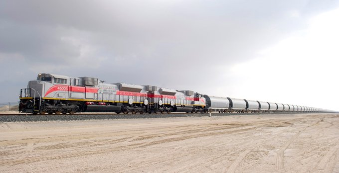 "New 2021 Gulf rail deadline a ""moving target"" – UAE minister"