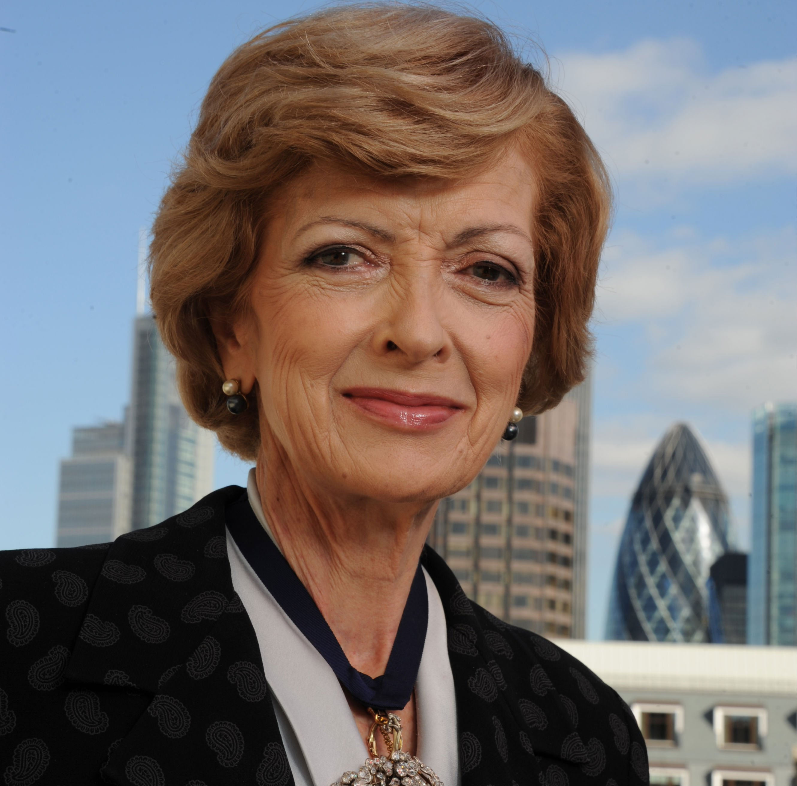 London's Lord Mayor Concerned Over Lack Of Women In Top Jobs In The GCC