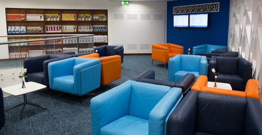 Flydubai Opens Dubai Business Class Lounge