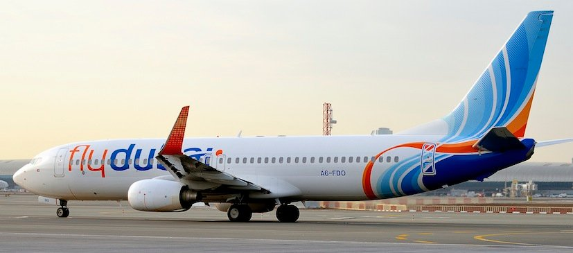 US-Chartered Flydubai Plane Reaches Dubai After Being Diverted To Iran