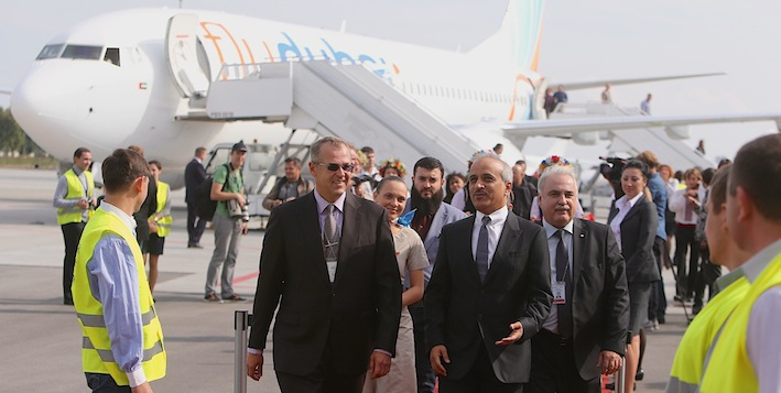 Flydubai Launches New Daily Kiev Flights