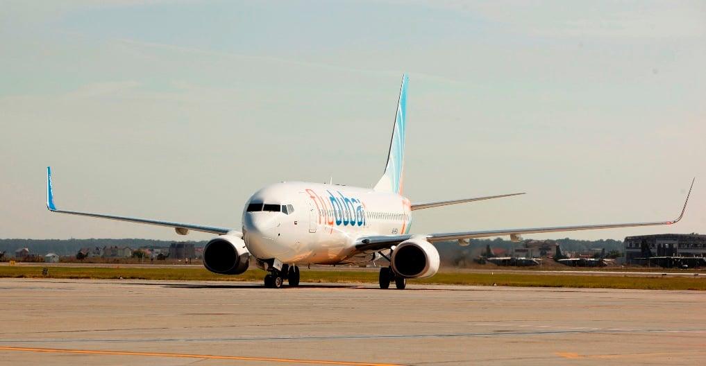 Flydubai flight returns to Dubai following glitch in engines
