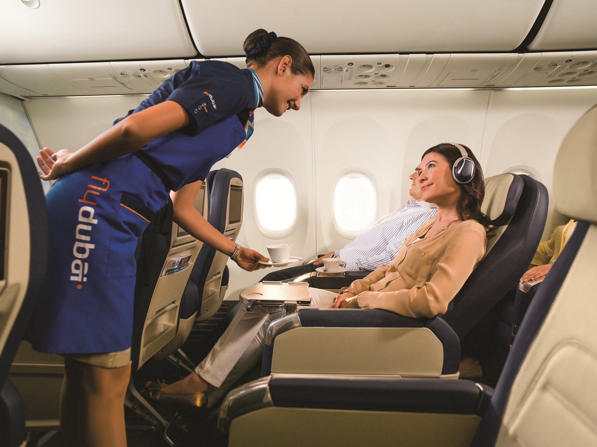Flydubai Launches Business Class Services