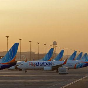 Dubai Airport Visitor Traffic Up