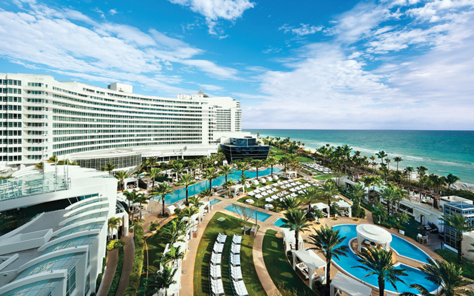 Dubai To Sell Fontainebleau Hotel In Miami To Turnberry