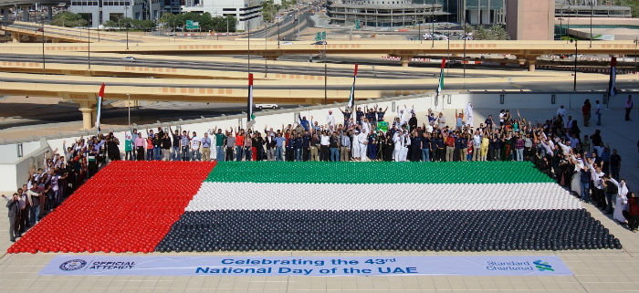 Dubai Sets Two World Records For National Day Including Tallest Chocolate Structure