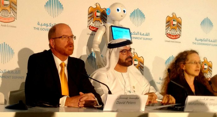 UAE Launches 'Robots For Good' Award With Prize Money Of $1m