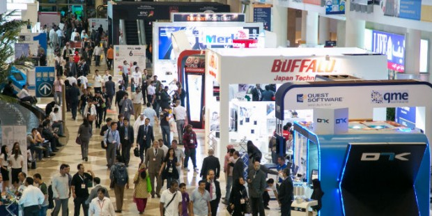 Spring GITEX Shopper Offers Glimpse Of Main Event