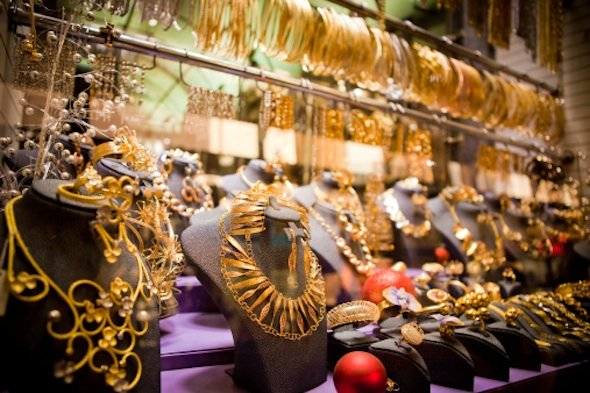 Gold Jewellery Demand In Middle East Up By 15%