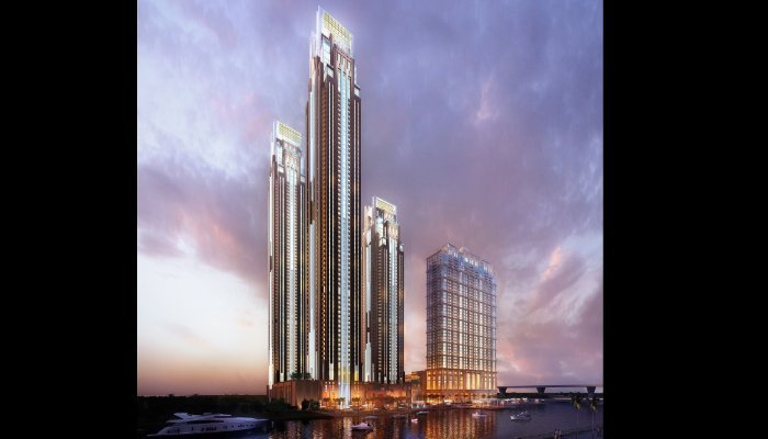 Dubai's Al Habtoor Group Launches $3bn Mega Development