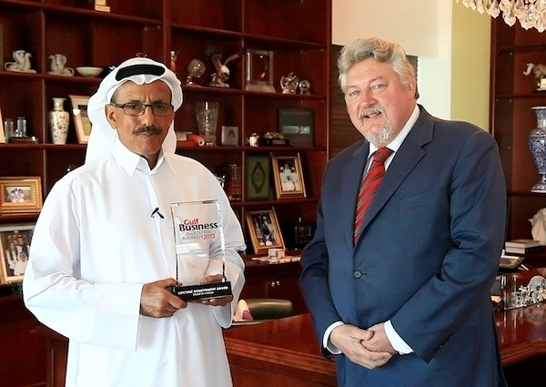 Gulf Business Industry Awards 2013: Special Individual Winners