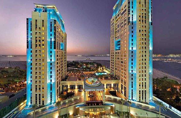 Dubai's Habtoor Hotel Renovated In 2013