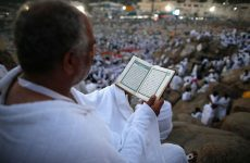Saudi says will welcome Qatari pilgrims for Hajj