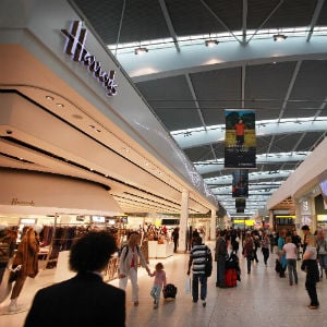 Top Arab Spenders At Heathrow