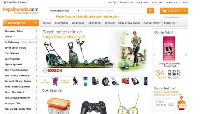 UAE's Abraaj Group Buys Stake In Turkish Online Retailer Hepsiburada