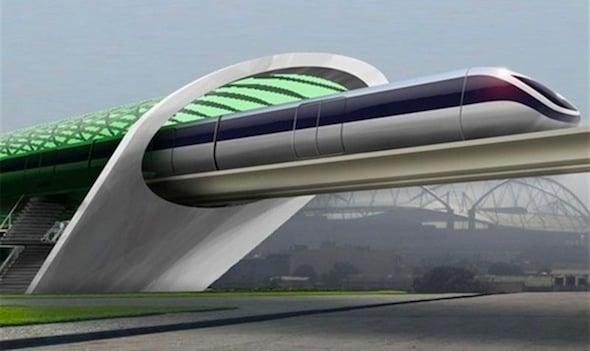 Abu Dhabi plans hyperloop facility to Al Ain