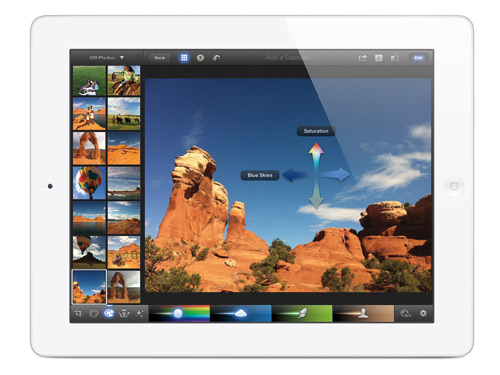 Apple's Supercharged iPad 4 Is Here