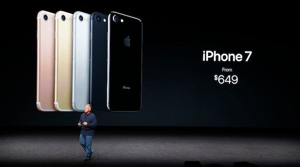 Apple launches iPhone 7, 7 Plus