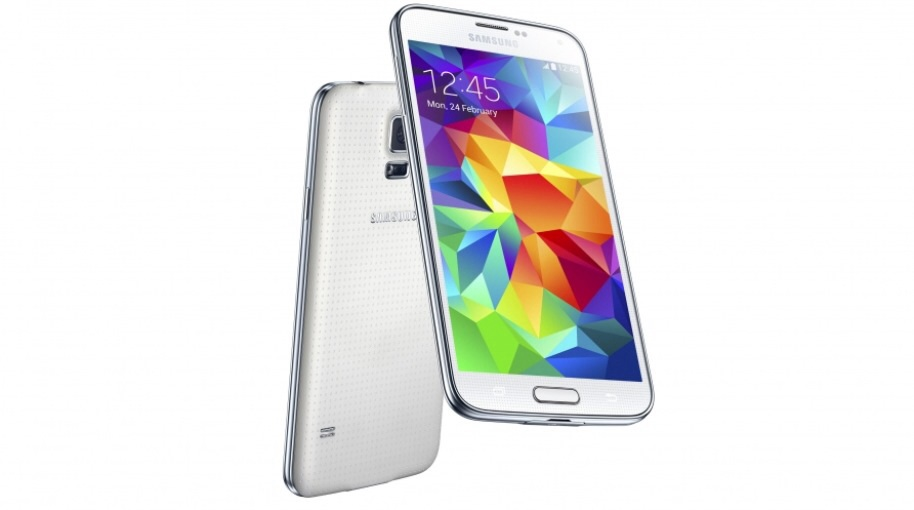 Samsung Launches Galaxy S5 At Mobile World Congress