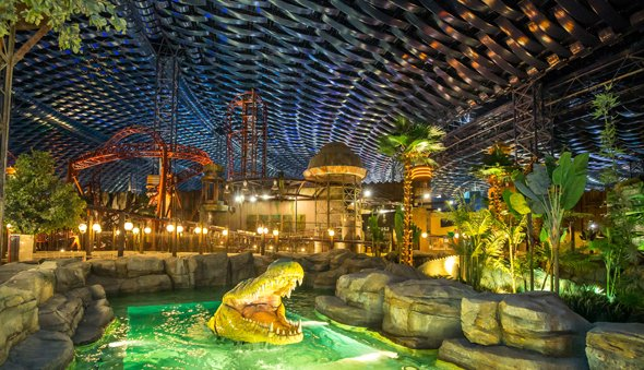 Dubais Ilyas Mustafa Galadari Group Owner Of The Worlds Largest Indoor Theme Park Is Said To Be Considering A 2017 Initial Public Offering As It Seeks