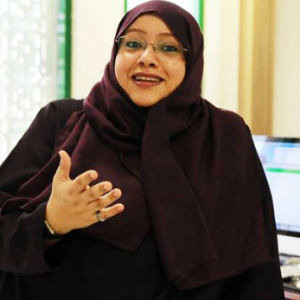 Saudi Gets First Female Newspaper Editor