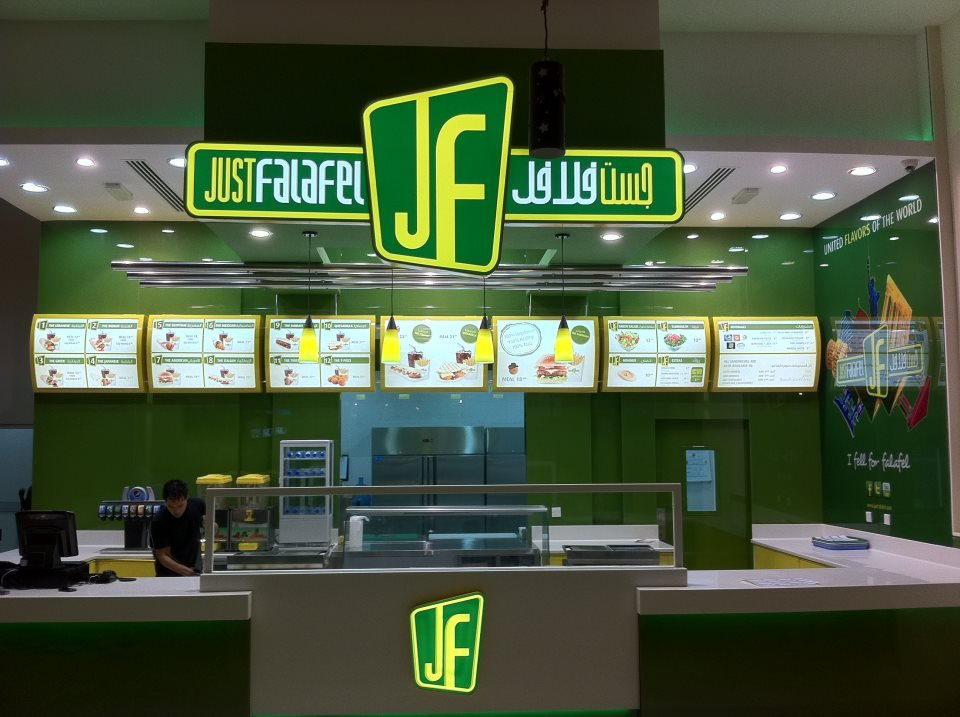 Restaurant Chain Just Falafel Signs Deal For 10 More US Outlets