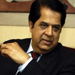 Exclusive: Infosys Boss K. V. Kamath