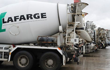 Dubai Group Eyes Stake Sale In Lafarge Venture