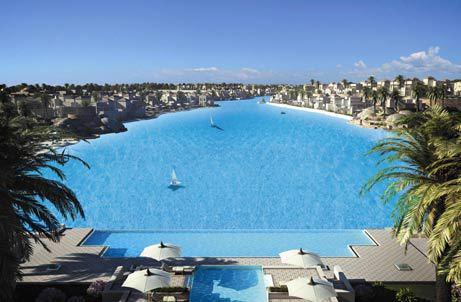 Dubai To Build World's Largest Man-Made Lagoon - Gulf Business