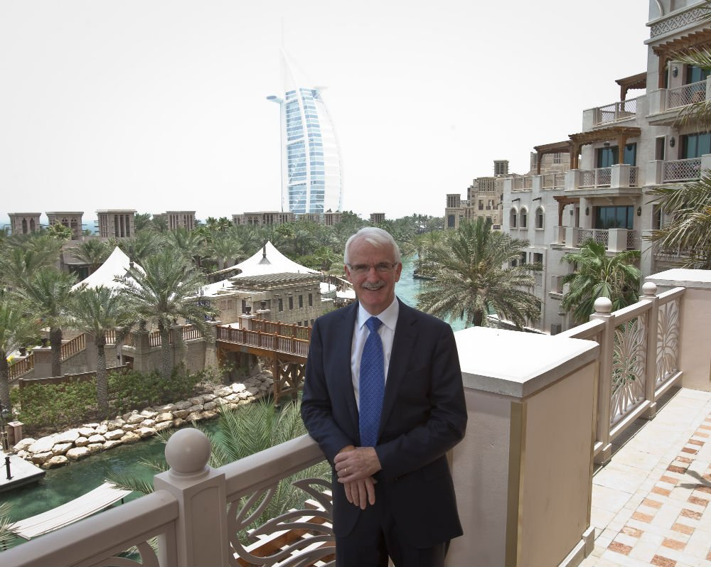 Lawless Appointed Jumeirah CEO And President
