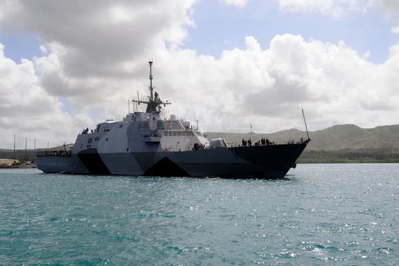 Saudi Arabia, U.S. near deal for two Lockheed warships