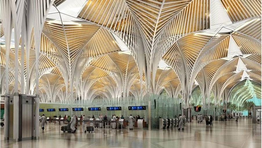 Saudi's new airport opens up new horizons