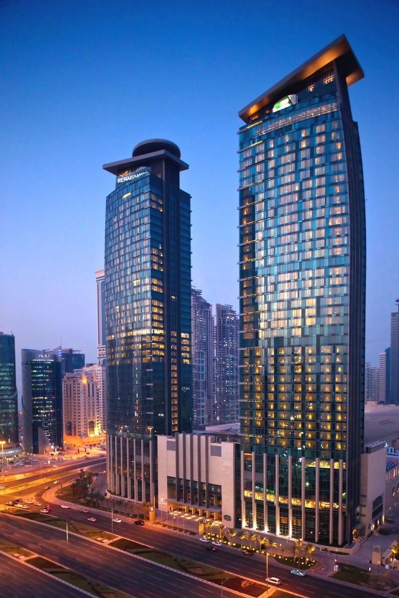 Marriott Consolidates In Doha
