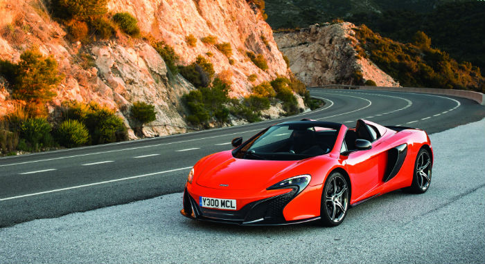 Car Review: McLaren 650S